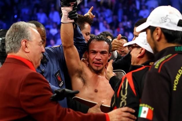 Juan Manuel Marquez Could Unseat Chavez Sr. as Highest-Paid Mexican Boxer