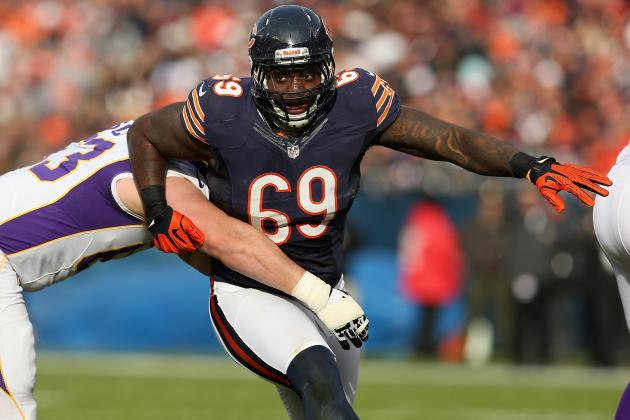 Bears Working on Salary-Cap Puzzle