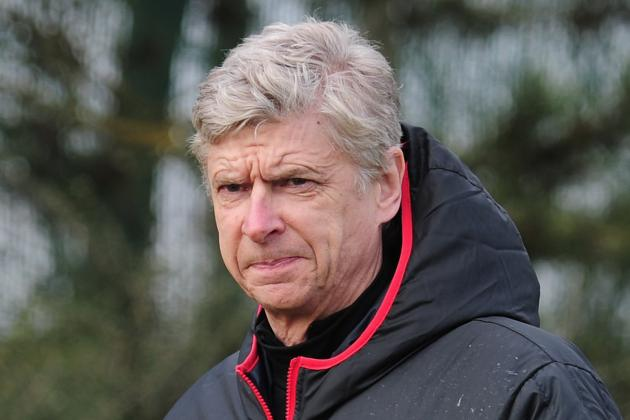 Wenger Has No Plans for Bale