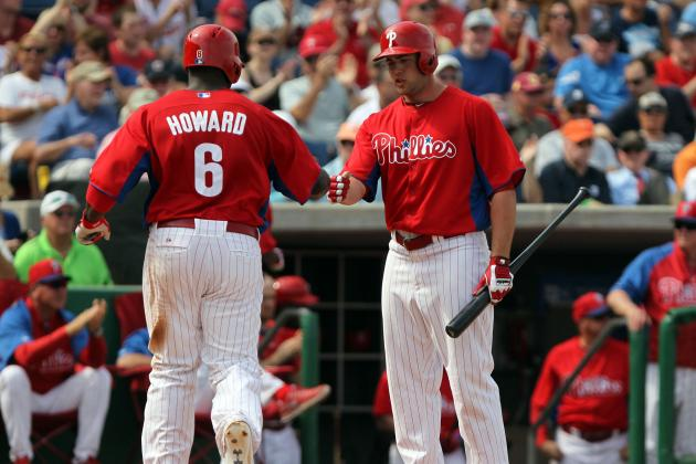 Phillies 10, Braves 5: No Rest for Sizzling Howard