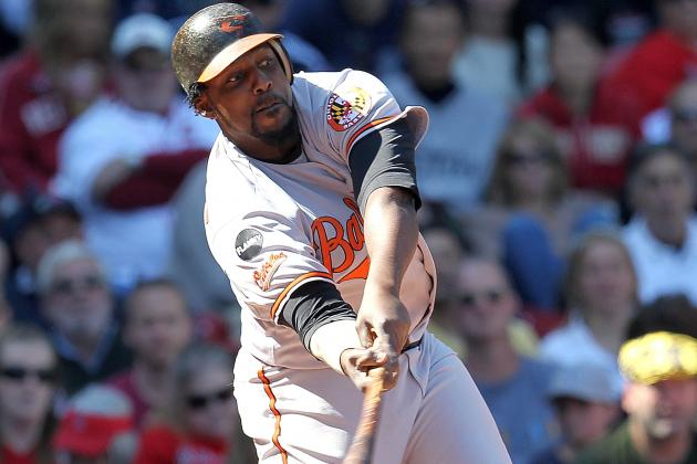 Vladimir Guerrero Is Attempting a Comeback at Age 38