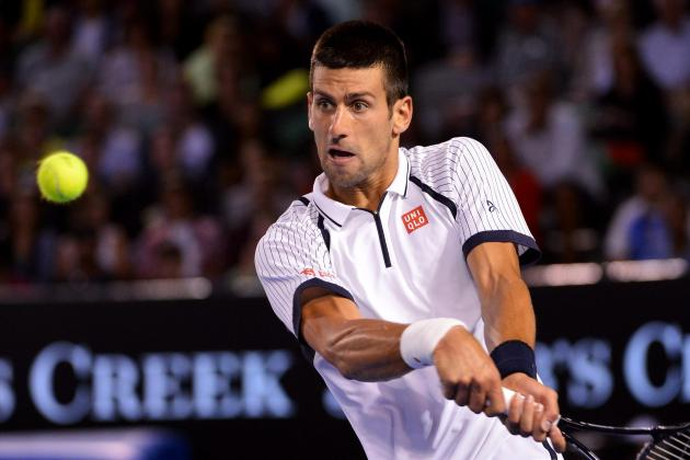 Novak Djokovic Defeats Del Potro to Advance to Finals in Dubai
