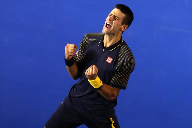 Djokovic Extends 17-Match Winning Streak; Advances To Fourth Dubai Final