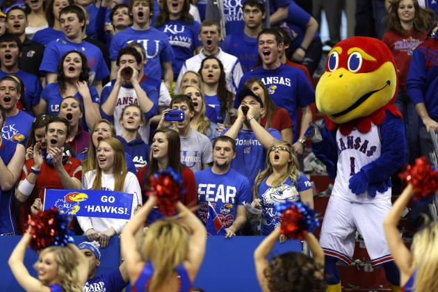 Jayhawks Fans Start Petition Over Jerseys