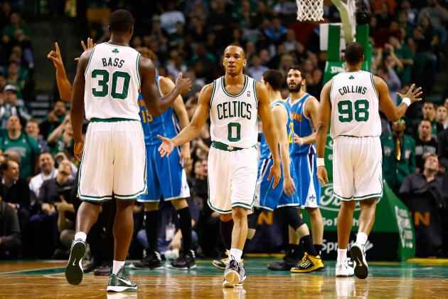 Blueprint for Jeff Green and Avery Bradley to Become Boston Celtics' Next Stars