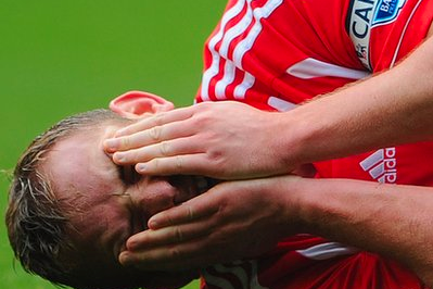 Cattermole May Face Knee Surgery