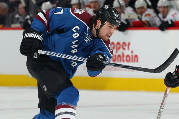 Ryan O'Reilly on His Way to Denver