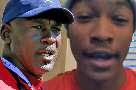 MICHAEL JORDAN Alleged Baby Mama Sues ... Pay for Your Love Child!