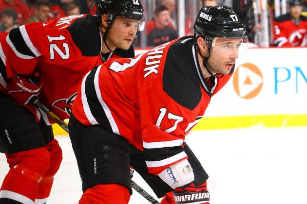 Devils' Kovalchuk Not a Fan of Proposed Realignment