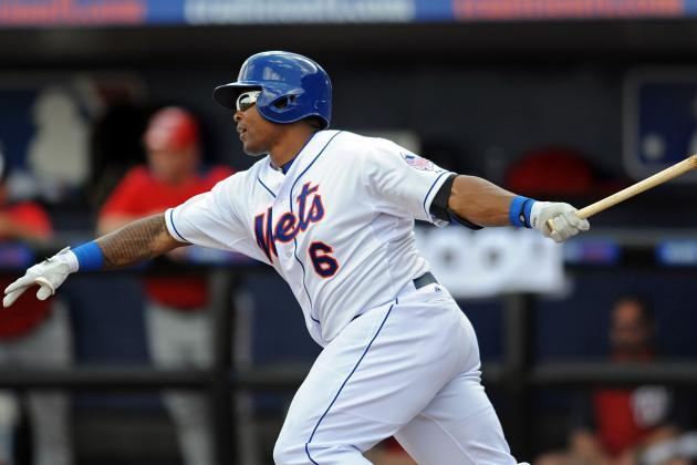 Marlon Byrd Will Retire If He Doesn't Make the Mets