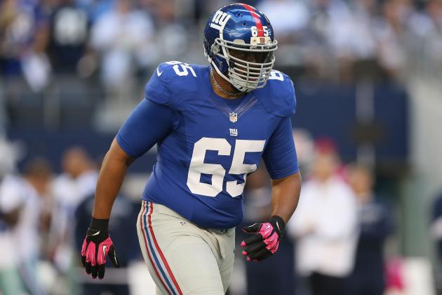 Giants Re-Sign Left Tackle William Beatty to 5-Year Deal