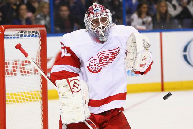 Gustavsson Earned Himself More Time in Net with Strong First Start vs. Sharks