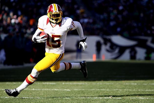 Redskins' Morgan Played in Pain in 2012