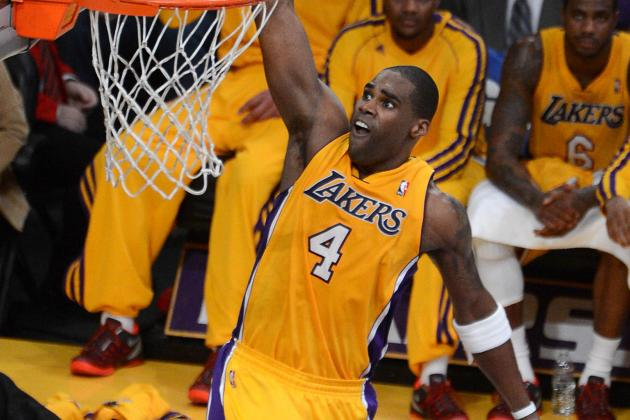 Antawn Jamison Says He and D'Antoni Have Improved Relationship