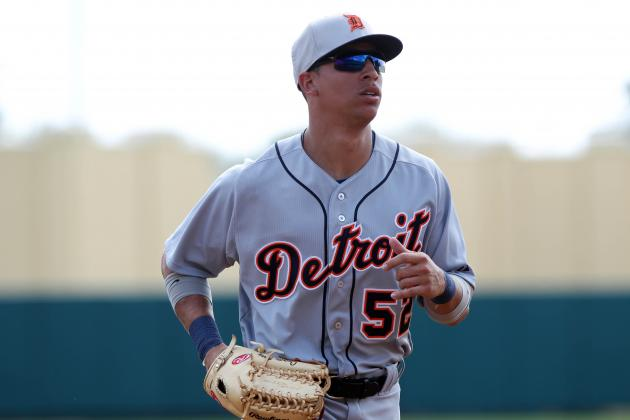Injury Costing Quintin Berry Chance to Make Case for Tigers Roster