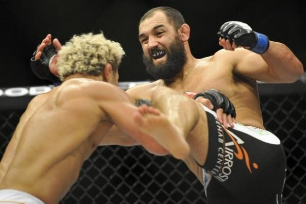 UFC 158: Johny Hendricks Opens as Small Favorite Against Carlos Condit