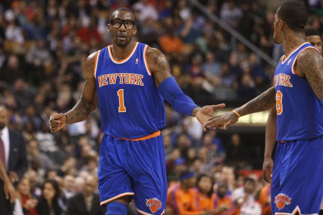 Debate: Is J.R. or Amar'e More Critical to the Knicks' Bench?