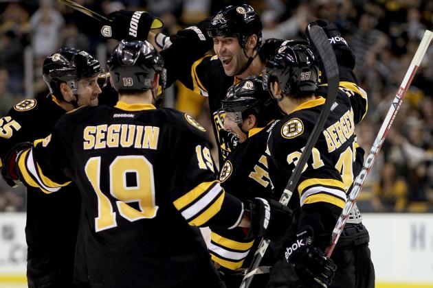 Boston Bruins: Can They Make March 2013 More Like November, December?