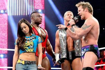 Chris Jericho: Why Y2J Must Face Dolph Ziggler at WWE WrestleMania 29