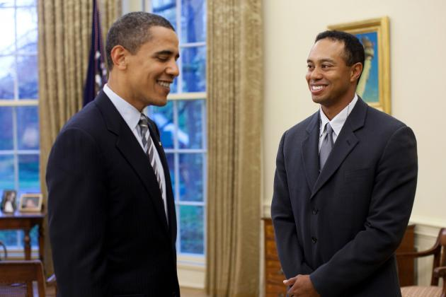President Obama's Florida Golf Outing with Tiger Woods Proves Costly