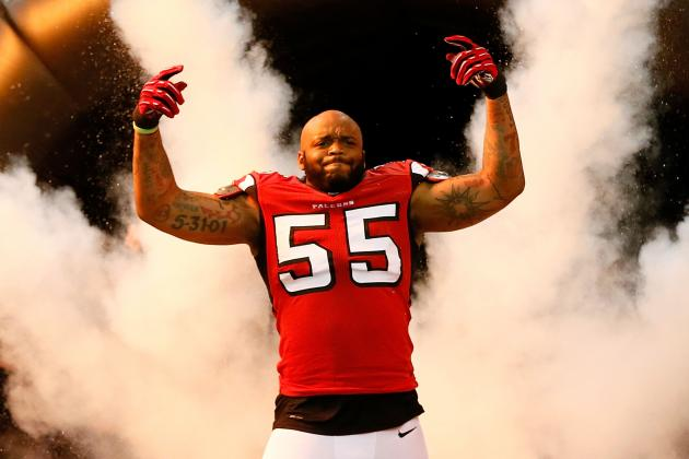 After Clearing House Atlanta Falcons Have Major Holes to Fill