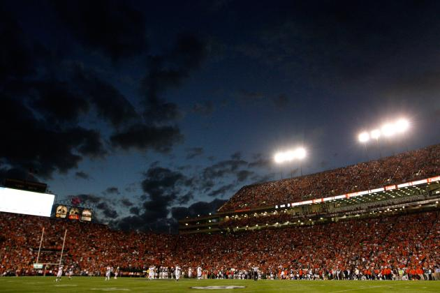 Auburn's Homecoming Set for Oct. 12 Against Western Carolina