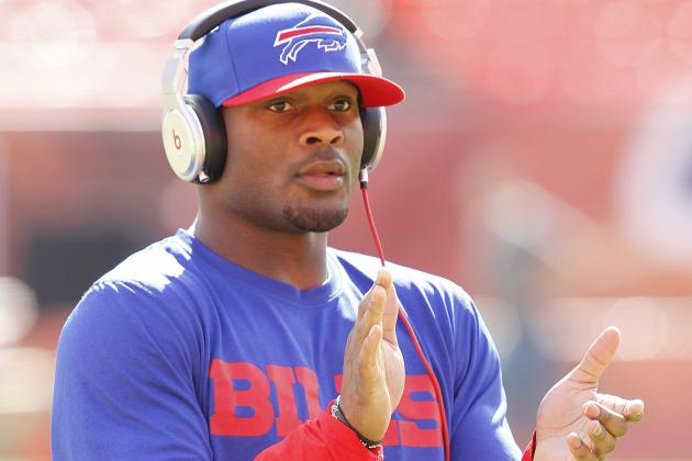Report: Bills to Place Franchise Tag on Jairus Byrd