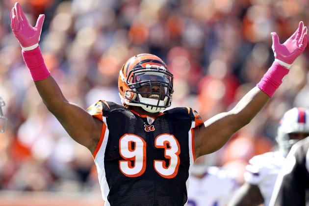 Cincinnati Bengals Place Franchise Tag on Michael Johnson