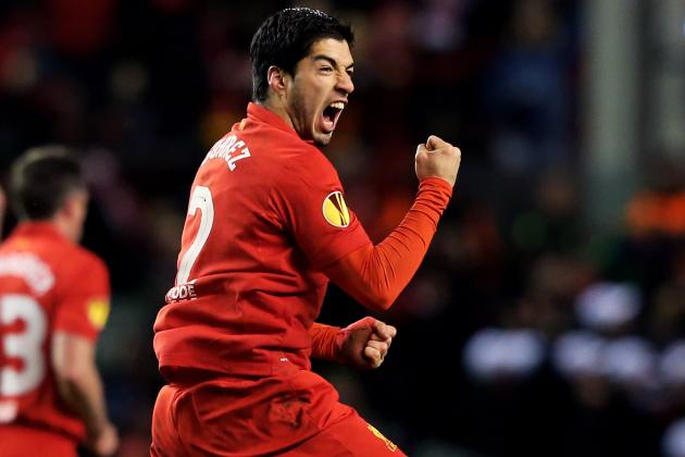 Luis Suarez Deserves the Best Says Liverpool FC Boss Brendan Rodgers