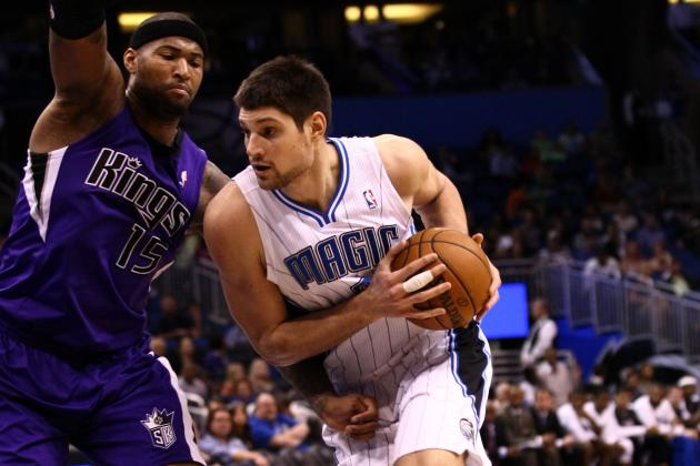 Orlando Magic Future Frontcourt Taking Shape After Tobias Harris Acquisition