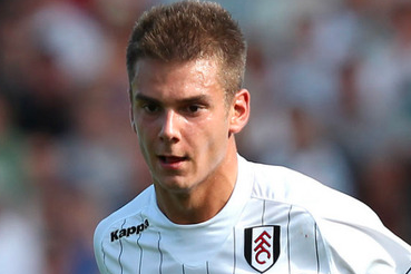 Burnley Take Fulham Midfielder Alex Kacaniklic on Loan