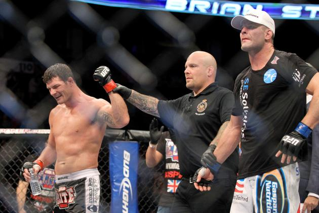 Brian Stann and the Elusive Signature Win