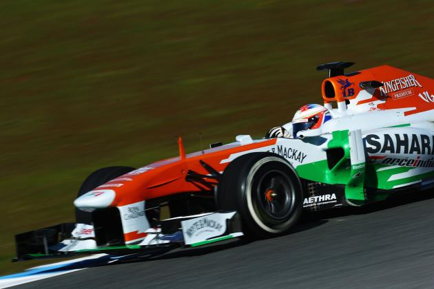 Jules Bianchi Replaces Luiz Razia at Marussia