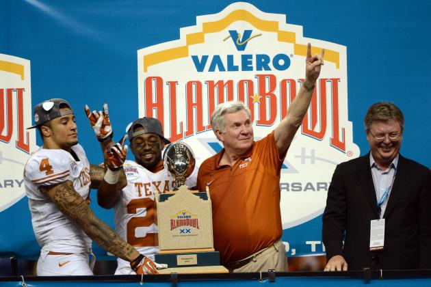 Texas is the Most Attractive Coaching Job in the Country? Really?