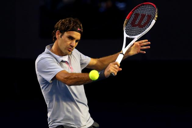 Federer Fails to Book Djokovic Date in Dubai