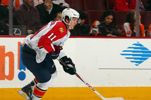 Florida Panthers' Youngsters are Their Only Bright Lights