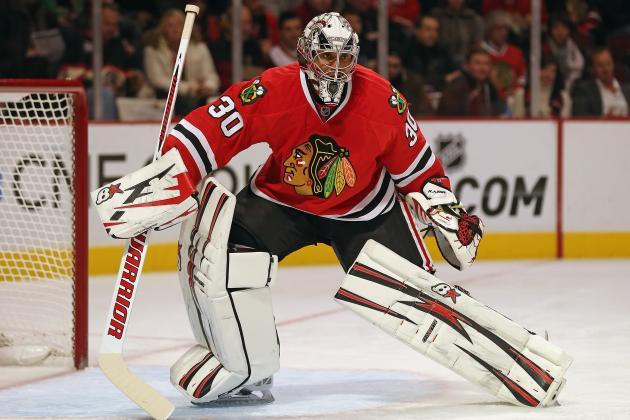Blackhawks' Emery Named NHL's Third Star