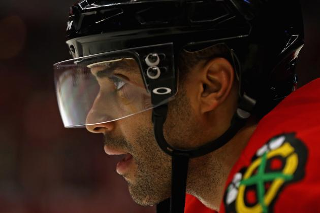 Oduya a Big Plus for Hawks Thus Far