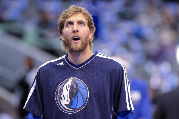 Nowitzki: Beard 'Obviously Ain't Going Anywhere' for a While
