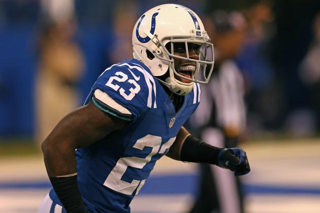 Colts CB Vontae Davis' Tweet (or Not) Caused a Stir
