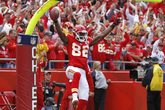 Kansas City Chiefs: Alex Smith as QB Makes Chiefs a Top Option for Dwayne Bowe