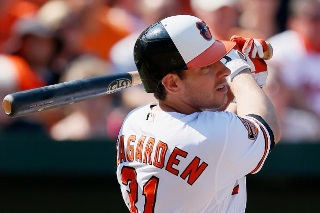 Teagarden Sitting out with Stiff Lower Back