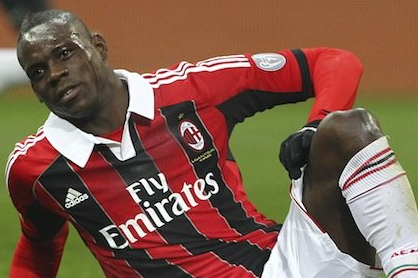 Mario Balotelli Isn't Getting a Statue of Himself Flexing After All