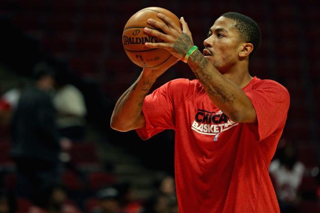 Derrick Rose: Chicago Bulls Star Must Listen to Bo Jackson's Advice