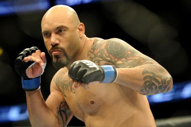 Lavar Johnson Remains Employed with the UFC Despite Two-Fight Losing Streak
