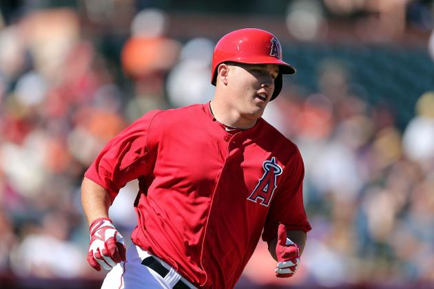 Angels to Hold a Mike Trout Bobblehead Night April 13th