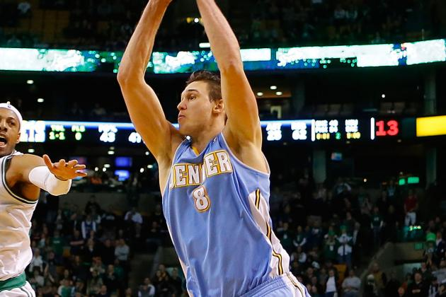 Nuggets SF Danilo Gallinari to Play Against Thunder