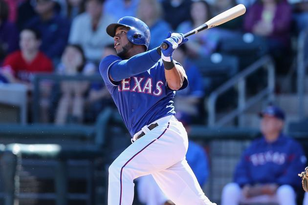 Elvis Andrus Returns to Action