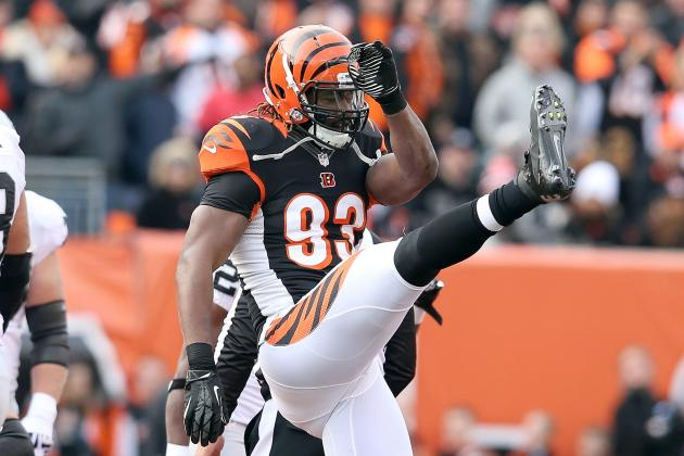 Bengals' Michael Johnson Getting the Franchise Tag Is Better Than Nothing