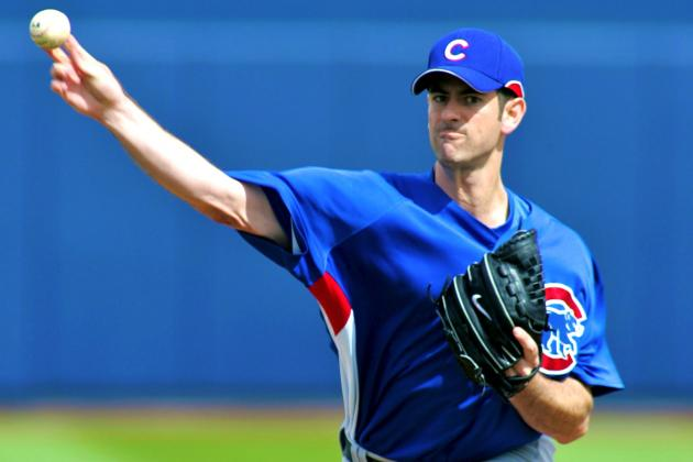 Mark Prior in Camp with the Reds